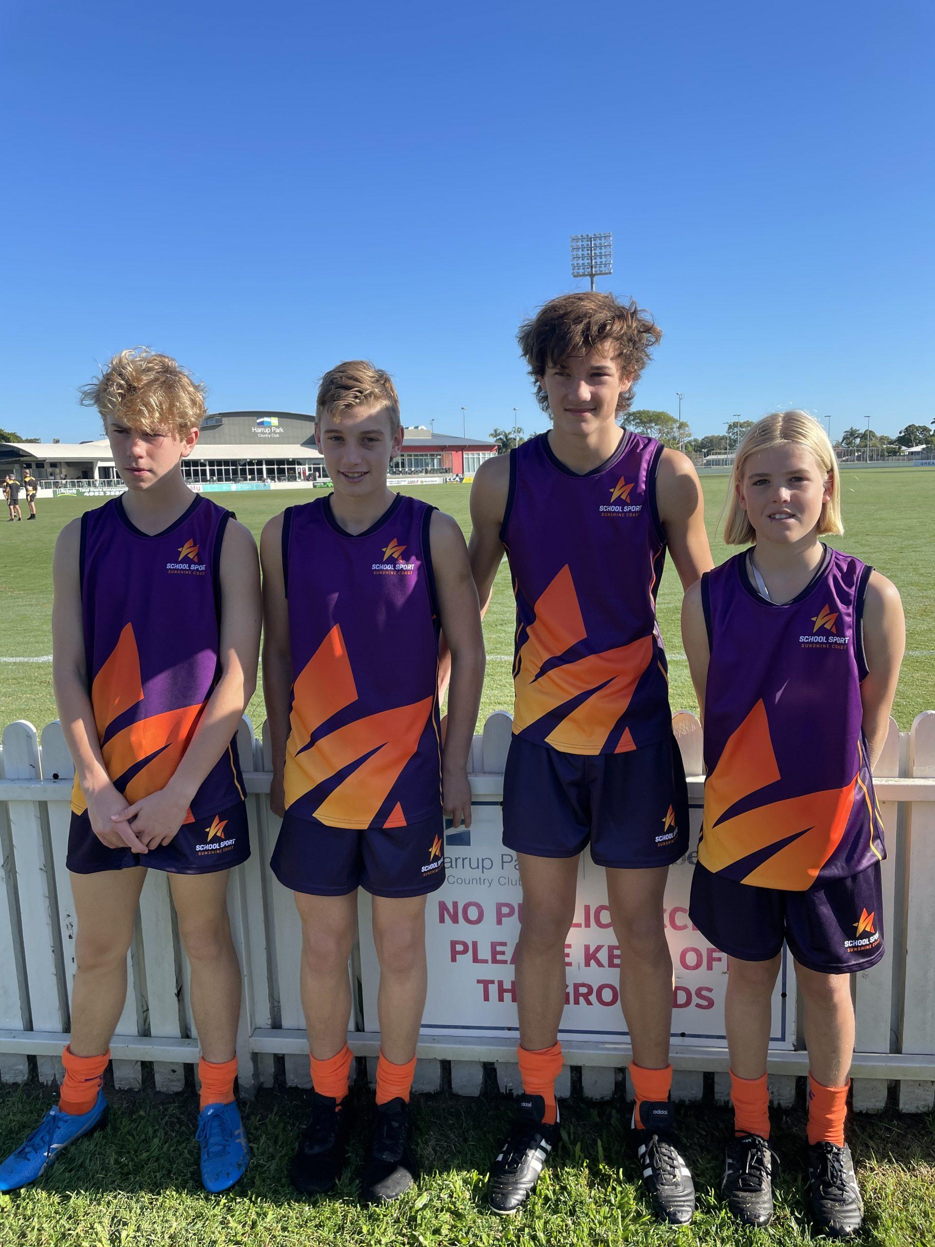 AFL Regionals QLD 2021 Noosa Boys