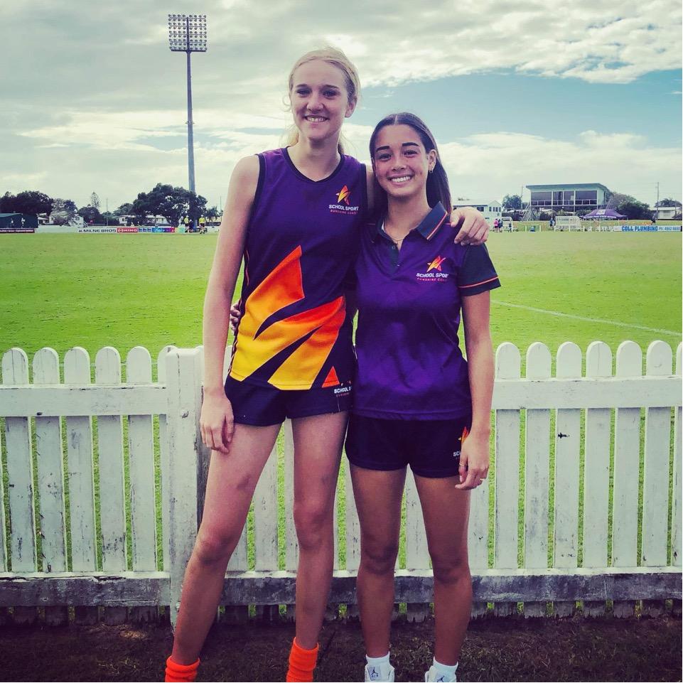 AFL Regionals QLD 2021 Noosa Girls