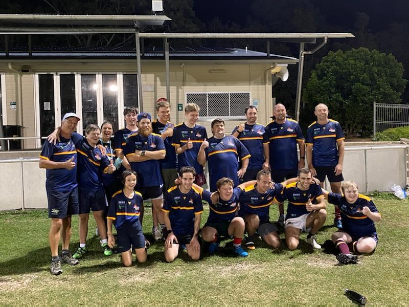 Noosa Tigers Inclusion Team 2021